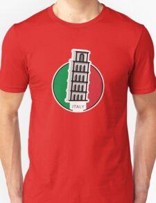 Around the world - Italy Unisex T-Shirt