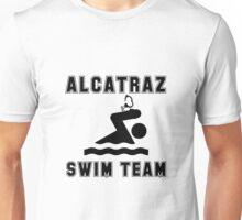 Alcatraz Swim Team Unisex T-Shirt