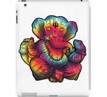 Tie-Dye Ganesha iPad Case/Skin