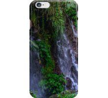 mini falls iPhone Case/Skin