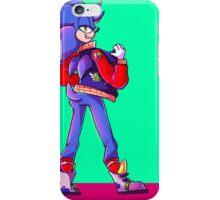 Jocky Sonic iPhone Case/Skin