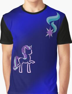 Tribal Pony - Starlight Glimmer Graphic T-Shirt