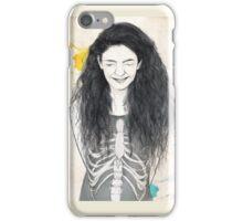 Laugh Until Our Ribs Get Tough iPhone Case/Skin