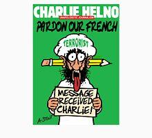 CHARLIE HELNO Magazine (ENGLISH) Unisex T-Shirt