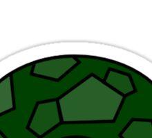 Shell Yeah Turtle Sticker