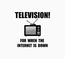 Television Internet Down Unisex T-Shirt