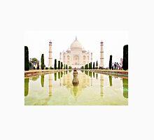 The Taj Mahal at Sunrise in November  Unisex T-Shirt