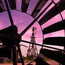 """Through a Windmill""  /  ""De Ja View""   by waddleudo"