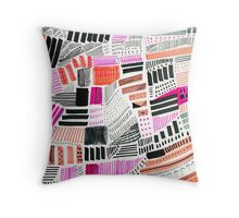 Freestyle Throw Pillow