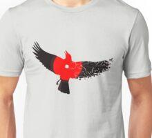 broken wing, vinyl crow  Unisex T-Shirt
