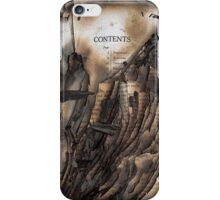 DisContent iPhone Case/Skin