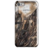 DisContent iPhone Case/Skin