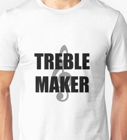 Treble Maker Music Unisex T-Shirt