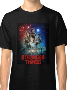 Stranger Things (Goonies) Classic T-Shirt
