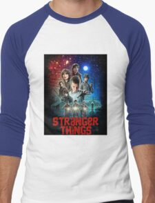 Stranger Things (Goonies) Men's Baseball ¾ T-Shirt