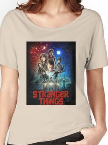 Stranger Things (Goonies) Women's Relaxed Fit T-Shirt