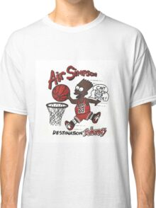 "AIR SIMPSON BLACK BART ""YOU CAN'T TOUCH THIS"" Classic T-Shirt"