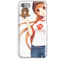 Culture Japan-Mirai Suenaga iPhone Case/Skin