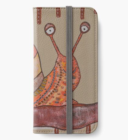 Snail Mail  iPhone Wallet/Case/Skin