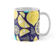 Bright pattern of lemons  Mug