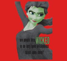 Are People Born Wicked? Kids Clothes