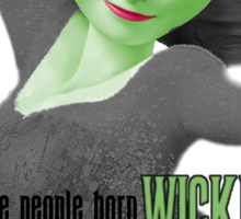 Are People Born Wicked? Sticker