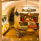 Vintage interior in Provence du Var, France by Bruno Beach