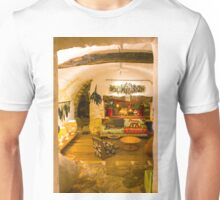 Vintage interior in Provence du Var, France Unisex T-Shirt