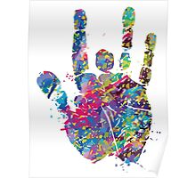 Jerry Hand Poster