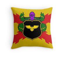 Holy Empire of Espania flag Throw Pillow