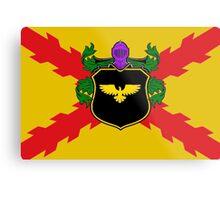 Holy Empire of Espania flag Metal Print