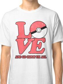 Poke-Love #2 Classic T-Shirt
