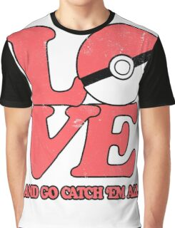 Poke-Love #2 Graphic T-Shirt