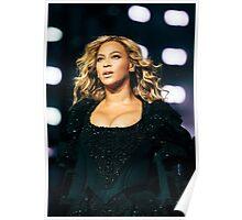 Beyoncé Formation World Tour Live in Milan Poster