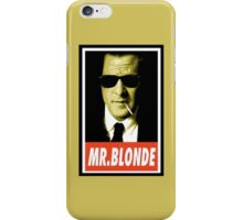 (MOVIES) Mr. Blonde iPhone Case/Skin