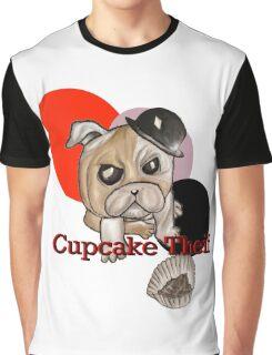 Cupcake Thief Graphic T-Shirt