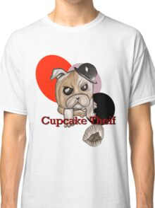 Cupcake Thief Classic T-Shirt