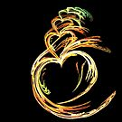 Hearts Afire by angelandspot