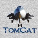F14 Tomcat T - No background by DJ Florek