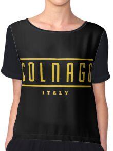 Colnago Racing Bicycles Italy Chiffon Top
