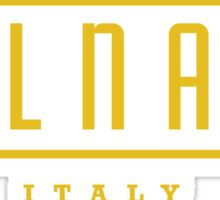Colnago Racing Bicycles Italy Sticker