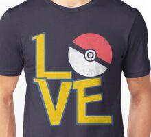 Poke-Love #3 Unisex T-Shirt
