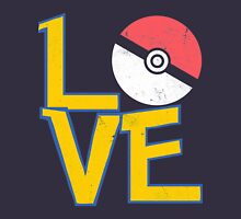 Poke-Love #3 Unisex T-Shirt