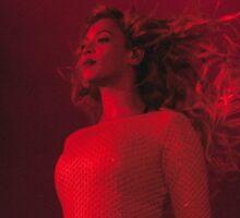 Beyoncé Knowles Live at MIA  Sticker