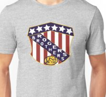 usa flag by rogers brothers Unisex T-Shirt
