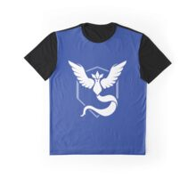Pokémon Go - Team Mystic Articuno Graphic T-Shirt
