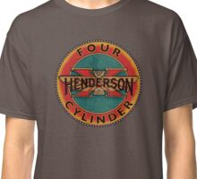 Henderson Vintage Motorcycles Classic T-Shirt