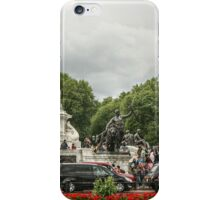 The Man and His Lion iPhone Case/Skin