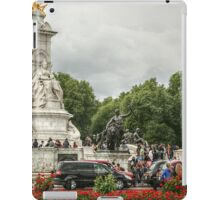 The Man and His Lion iPad Case/Skin