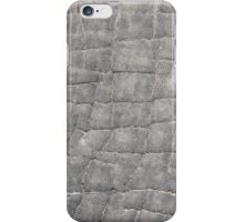 Elephant - Skin Pattern and Art - African Wildlife Background iPhone Case/Skin